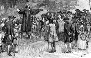 Engraving-British-clergyman-George-Whitefield-preaching-crowd-undated