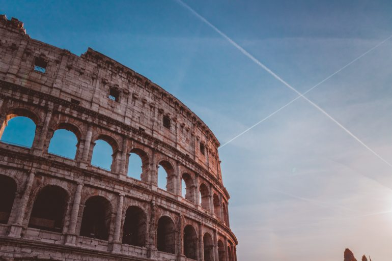 low-angle-photo-of-coliseum-rome-896762